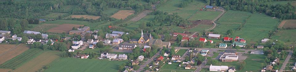 Photo du site Patrimonial de l'Île d'Orléan
