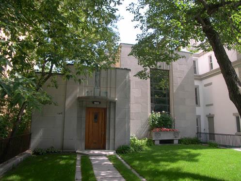 Photo de la maison Ernest-Cormier, immeuble patrimonial classé