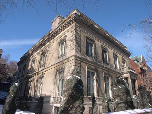 Photo de la maison Joseph-Aldéric-Raymond, immeuble patrimonial classé