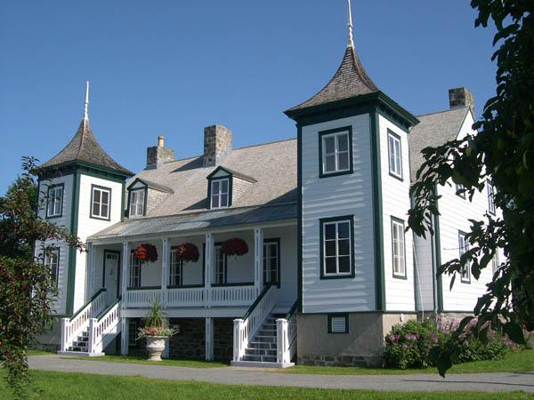 Photo de la maison Étienne-Paschal-Taché