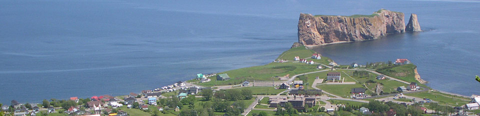 Photo du Site Patrimonial de Percé