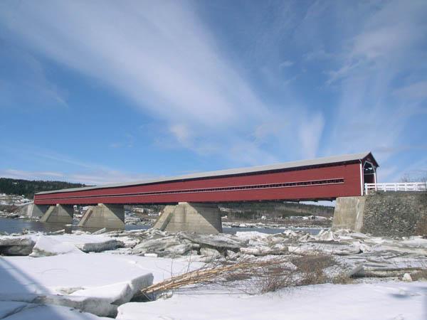 Photo du pont Perreault