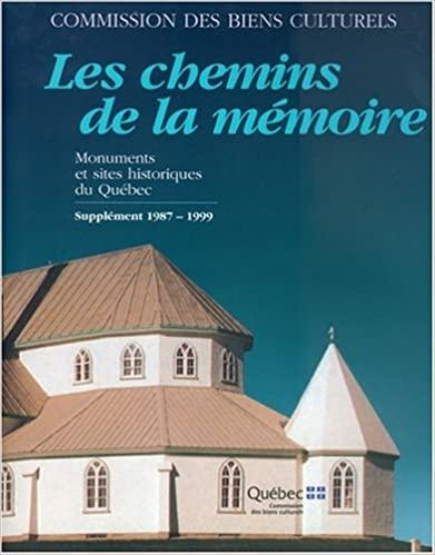 LES CHEMINS DE LA MÉMOIRE SUPPLÉMENT 1987-1999
