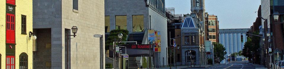 Site patrimonial du Vieux-Québec