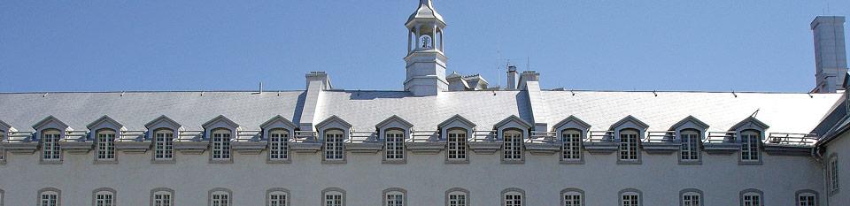 Séminaire de Québec - Immeuble patrimonial – Québec