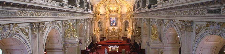 Basilique-cathédrale de Notre-Dame-de-Québec Immeuble patrimonial